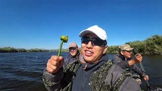 Рыбалка на реке Куланотпес! Выезд с ночёвкой!