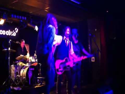 The Bluefields - Live in Valencia, Loco Club 26/3/13