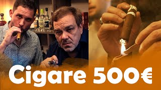 Cigar to 0.50 € VS 500 € with Didier Bourdon!