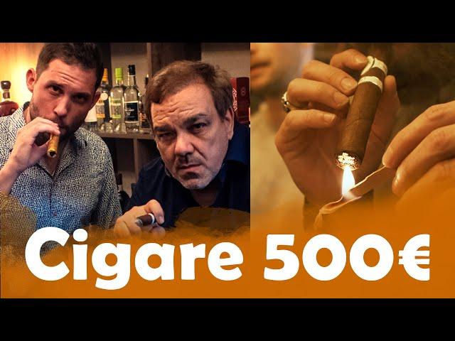 Cigare à 0,50€ VS 500€ avec Didier Bourdon !