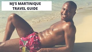 Ever Seen A Black Sand Beach? | Sainte-Pierre, Martinique | Travel Guide