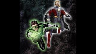 Grudge Match 25: Green Lantern vs Quasar