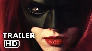 ELSEWORLDS Official Trailer Teaser (2019) Ruby Rose, Batwoman TV Series HD