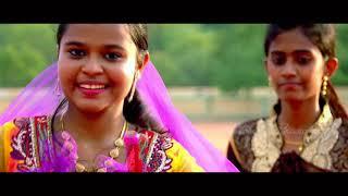 மெல்ல பனி   Tamil Christmas folk dance song   Ratchaga Piranthar vol-6