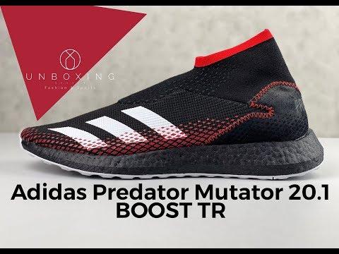 adidas Maalivahdin Hanskat Predator 20 Competition Musta.