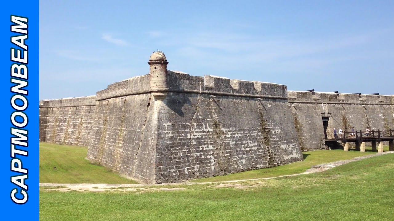 castillo de san marcos Things to do in st augustine, florida for visitors and locals information on attractions, historic sites, dining, music castillo de san marcos.