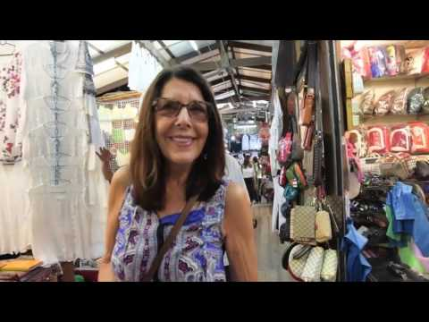 Quality Thai Guide : Damnoensaduak Floating Market & Kanchan