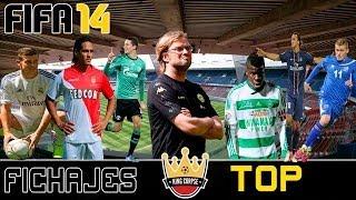 Fichajes Top: MCD prometedores (FIFA 14)