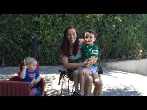 Annie Wersching ALS Ice Bucket Challenge