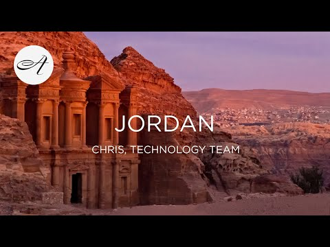 My travels in Jordan with Audley Travel
