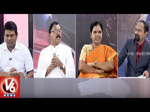 Special Debate On Textile Traders Strike Against GST | Good Morning Telangana | V6 News