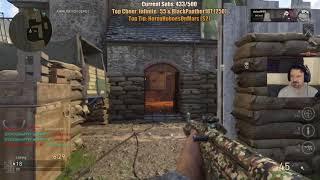 Call of Duty: WW II MP March 15, 2018 pt12