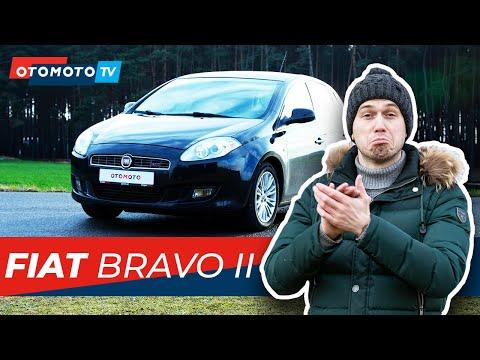 FIAT BRAVO II - Czy Zasłużył Na Oklaski? | Test OTOMOTO TV