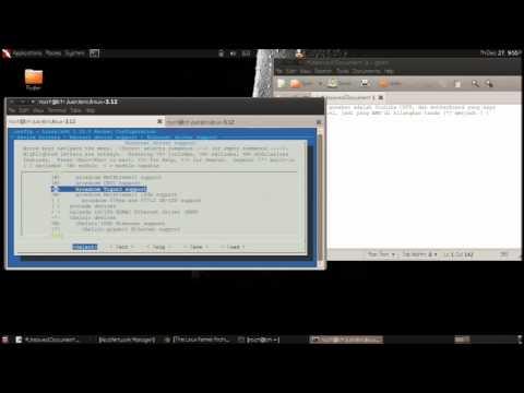 Kompilasi Kernel pada Backtrack 5