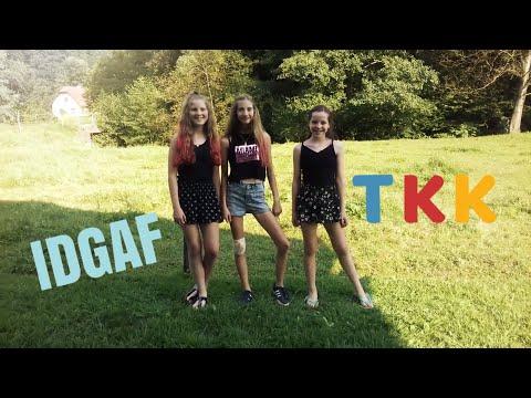 Dua Lipa- Idgaf (Cover by TKK)
