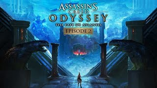 """Assassin's Creed Odyssey - The Fate Of Atlantis DLC - Episode 2: """"Torment Of Hades"""" (FULL EPISODE)"""