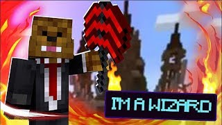Today we play Minecraft Modded Money Wars with Magic Wands Follow M...