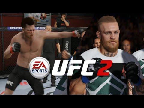 ОБЗОР ИГРЫ UFC 2: ВЕРНЫЙ ПУТЬ