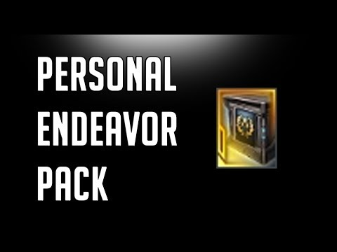 Victory is life expansion, Personal Endeavor Pack – Star Trek Online