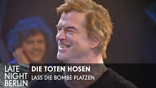 Die Toten Hosen: Geschlechtskrankheiten im Tourbus? | Late Night Berlin | ProSieben