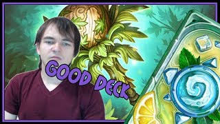 Is this deck really that good? | Mill druid | The Boomsday Project | Hearthstone