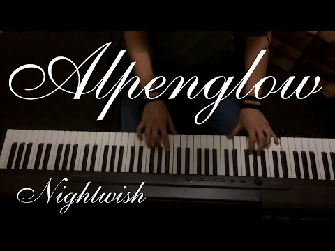 Alpenglow by Nightwish - Andrew Wrangell piano cover