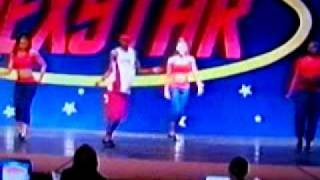 TMH DANZ - REMIXING LOOSE CONTROL -- CHOREOGRAPHED BY TAURUS M. HINES