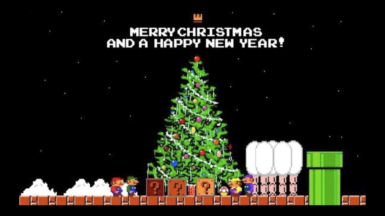 Nintendo\'s 12 Days Of Christmas - YouTube