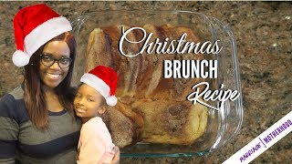 cook with me christmas brunch collab with the family fudge
