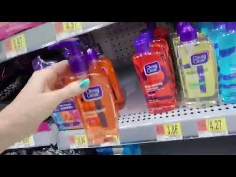💖 Walmart Skin Care Products Organization 💖