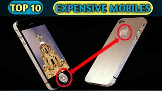 Top 10 Most Expensive Mobiles Of All Time