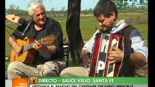 Vivo en Argentina - Santa Fé - Viejo Sauce - Orlando Veracr...