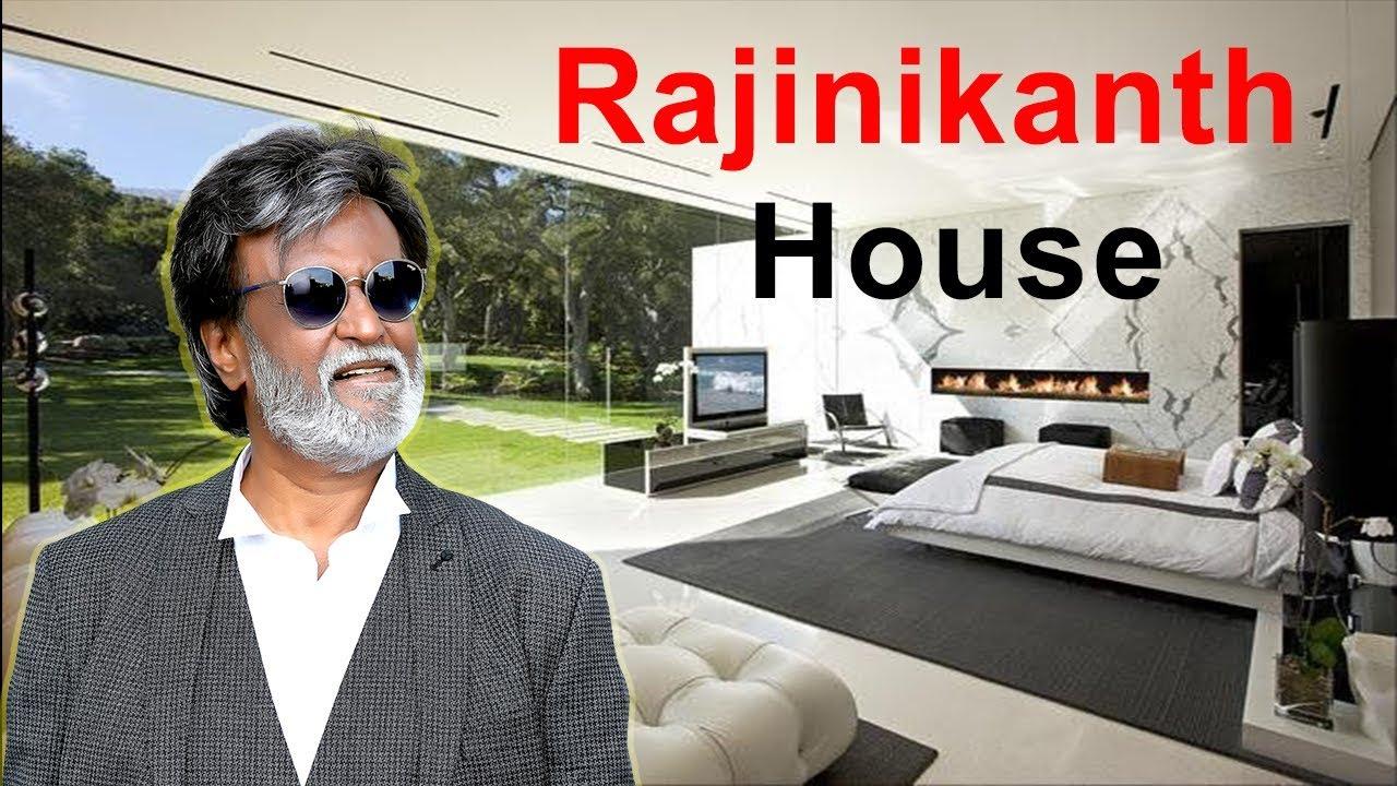 Inside View Of Rajinikanth House At Poes Garden, Chennai