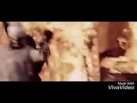 Motivational war scen in bahubali movie