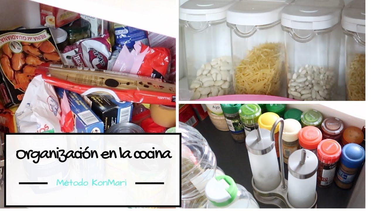 Como organizar la cocina metodo konmari marie kondo - Metodo kondo cucina ...