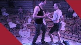 "Sauna mal anders – Showaufguss ""Tanzfieber""   Loma-Sauna"