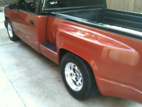 383 Chevy Truck 1995 500 H P Goto My Channel For Updated