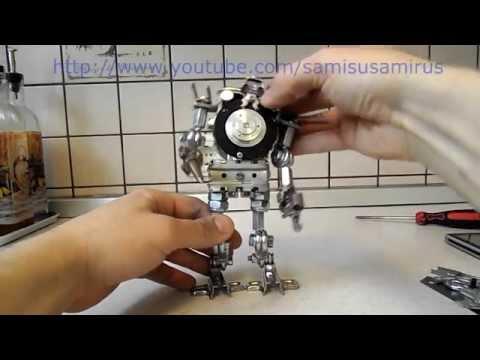 Создать робота в домашних условиях своими руками 420