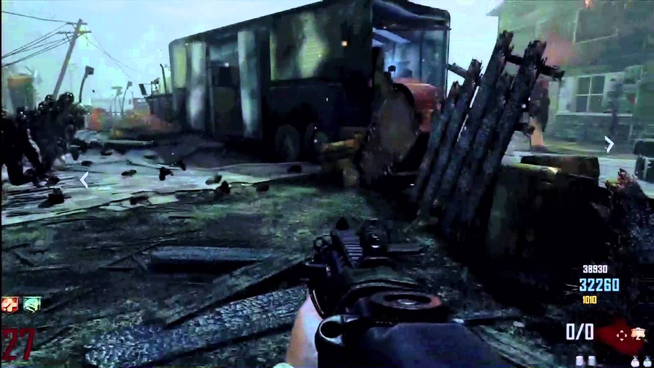 nuketown zombies walkthrough guide youtube rh youtube com Nuketown Zombies Houses Mega Bloks Zombie Nuketown