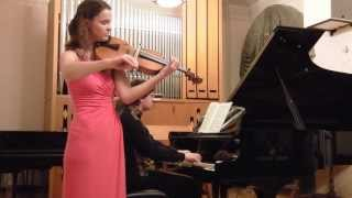 2013: CONCERTO FOR VIOLA AND ORCHESTRA, musical composition