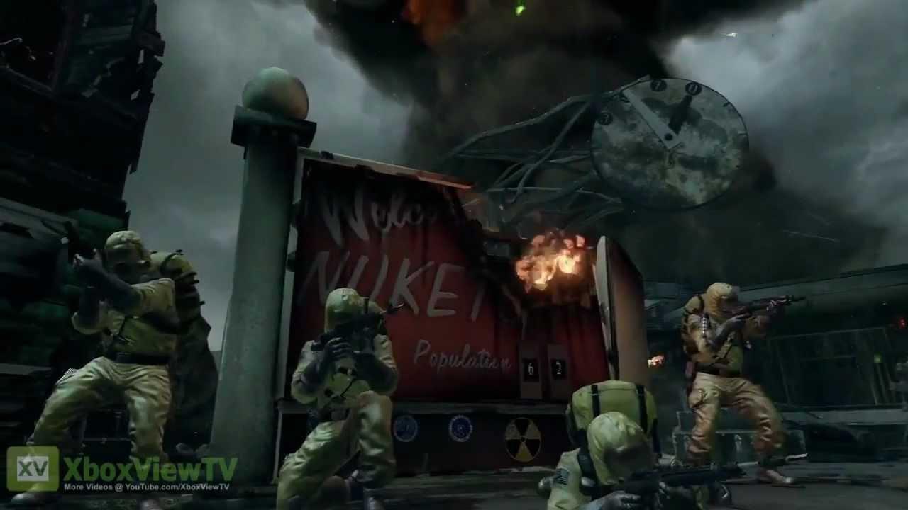 <b>Black</b> <b>Ops</b> <b>2</b> : <b>Nuketown</b> le guide <b>Zombie</b> - Millenium