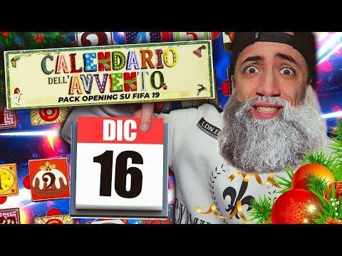 [GIORNO #16] IL CALENDARIO DELL' AVVENTO DI FIFA !!! (FIFA 19) thumbnail