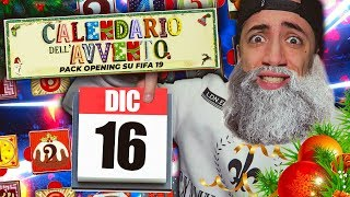 [GIORNO #16] IL CALENDARIO DELL' AVVENTO DI FIFA !!! (FIFA 19)