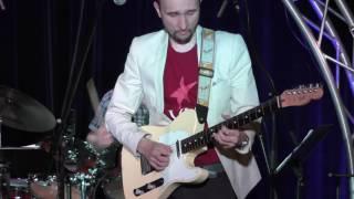Oleg Zavialov - Guitar solo from Kumanika Alexey Kozlov Club 01.12.2016 2