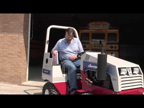 Ventrac 4000 series Operational Video 04 - Safety