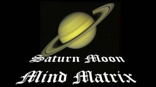 Saturn Moon Matrix part 1