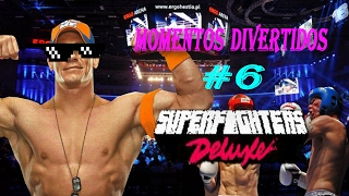 MOMENTOS DIVERTIDOS #6 (Superfighters deluxe) - Con gamenik