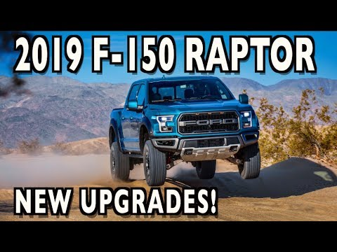 Here&#;s What&#;s NEW:  Ford F- Raptor on Everyman Driver