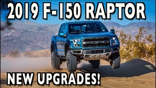 Here's What's NEW: 2019 Ford F-150 Raptor on Everyman Driver
