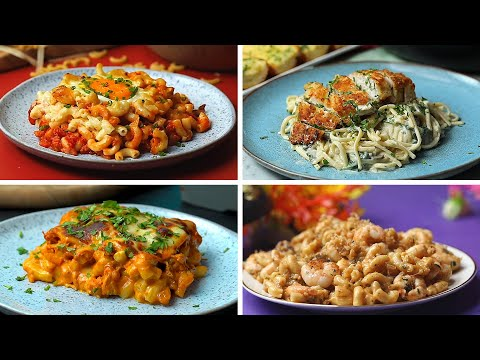 Top 10 Pasta Dinner Recipes For Cheese Lovers